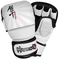 Rukavice MMA Hayabusa Ikusa 7oz Hybrid bílá M