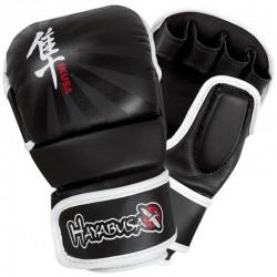 Rukavice MMA Hayabusa Ikusa 7oz Hybrid černá M