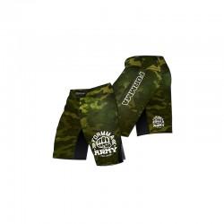 Pánské_šortky_Formma_Army_green