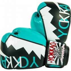 Boxerské_rukavice_Yokkao_Frost_modrá