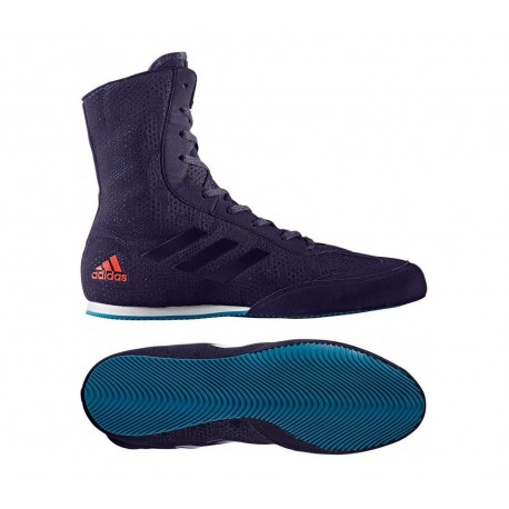Boxerské boty Adidas Bog Hog Plus modrá - Profighter MMA BOX JUDO ... 6f3cfc93529