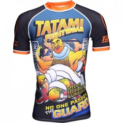 Rashguard Tatami Fightwear The Guardeiro L