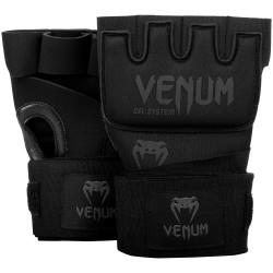 Bandáže gelové Venum černá, černá