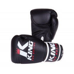Rukavice_King_Pro_Boxing_černá