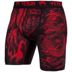 Kompresní_šortky_Venum_Dragons_Flight_černá,_červená