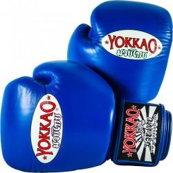 Boxerské_rukavice_Yokkao_Matrix_modrá