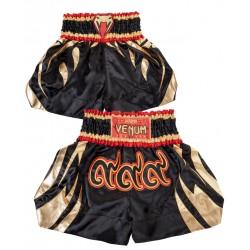 Trenky Muay Thai Venum 999 černá, zlatá L