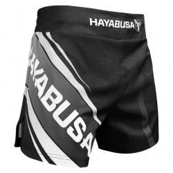 Trenky_Hayabusa_Kickboxing_Shorts_2.0_černá