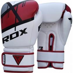 Boxerské_rukavice_RDX_BGR-F7_červené