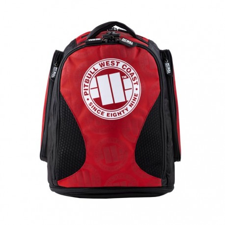 29b8a6add07 PitBull West Coast - Sportovní batoh ESCALA červený