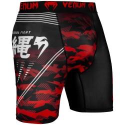 Kompresní_trenky_Vale_Tudo_Venum_Okinawa_2.0_černá,_bílá,_červená
