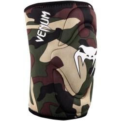 Chrániče kolen Venum Contact Forest Camo M/L