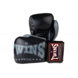 Boxerské_rukavice_Twins_černá_šedá