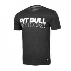 Pitbull_West_Coast_triko_TNT_tmavě_šedý_melír