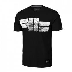 Pitbull_West_Coast_triko_Classic_Logo_černé