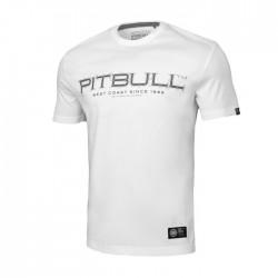 Pitbull_West_Coast_triko_Bedscript_bílé