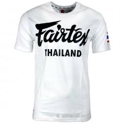 Triko Fairtex TST56 bílá L