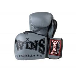 Boxerské_rukavice_Twins_šedá_černá