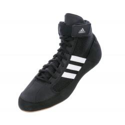 Zápasnická_obuv_adidas_HVC_černá_hnědá