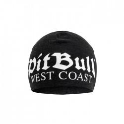 PitBull_West_Coast_zimní_čepice_Old_Logo_šedá