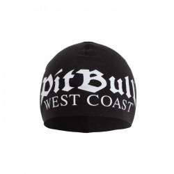 PitBull_West_Coast_zimní_čepice_Old_Logo_černá