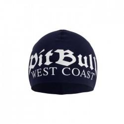 PitBull_West_Coast_zimní_čepice_Old_Logo_tmavě_modrá