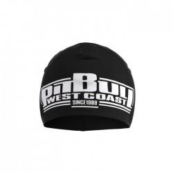 PitBull_West_Coast_zimní_čepice_Classic_Boxing_černá