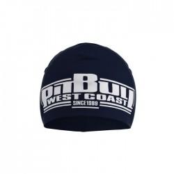 PitBull_West_Coast_zimní_čepice_Classic_Boxing_navy