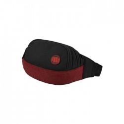Pitbull_West_Coast_ledvinka_New_Logo_černo_červená