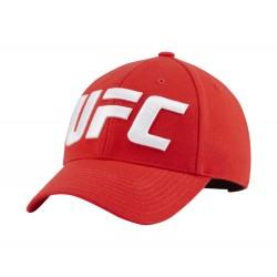 Kšiltovka_Reebok_Baseball_Cap_UFC_červená