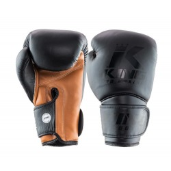 Rukavice_King_Pro_Boxing_černá_hnědá
