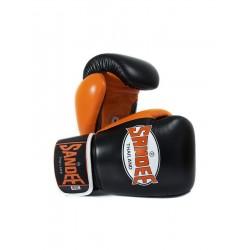 Boxerské_rukavice_Sandee_Neon_Velcro_černá_oranžová