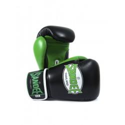 Boxerské_rukavice_Sandee_Neon_Velcro_černá_zelená