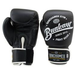 Boxerské_rukavice_Buakaw_černé