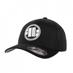 Kšiltovka_Pitbull_West_Coast_Full_Cap_Logo_černá