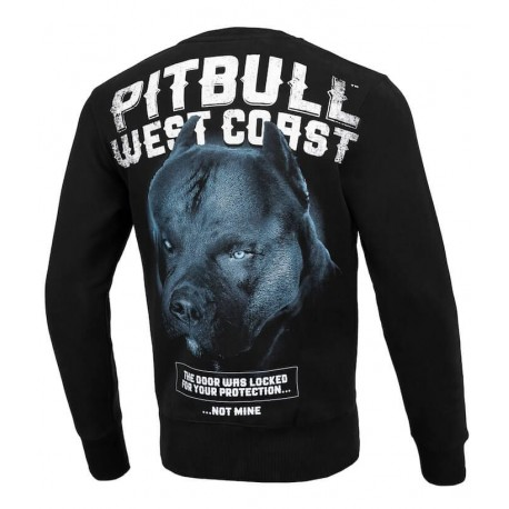 pitbull-west-coast-panska-mikina-black-dog-cerna