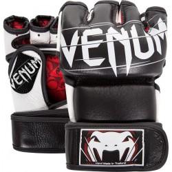 Rukavice MMA Venum Undisputed 2.0 Nappa kůže černá S
