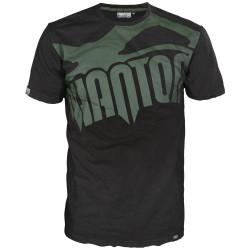 Tričko_Phantom_Athletics_Supporter_černá_zelená