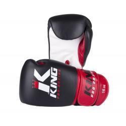 Boxerské_rukavice_King_Pro_Boxing_černá,_červená,_bílá