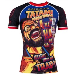 Rashguard Tatami Fightwear The Professor L