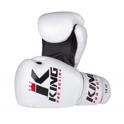 Boxerské_rukavice_King_bíláčerná_10oz