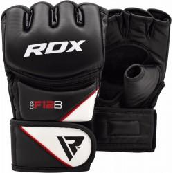 Rukavice_MMA_RDX_Training_Leather-X_GGRF-12_černá