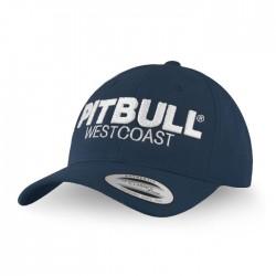 Kšiltovka_Pitbull_West_Coast_Snapback_Classic_TNT_tmavě_modrá