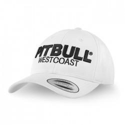 Kšiltovka_Pitbull_West_Coast_Snapback_Classic_TNT_bílá