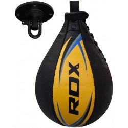 Boxovací_hruška_RDX_S2_kožená_žlutá