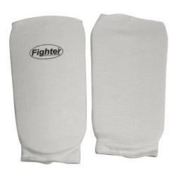 Chránič holení látka FIGHTER bílá M