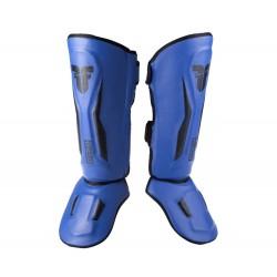 Chrániče holení Fighter Thai Ergo modrá, černá M