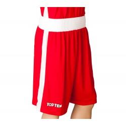 Boxerské trenky Top Ten červená S