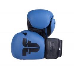Boxerské rukavice Fighter SIAM modrá 10oz