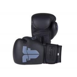 Boxerské rukavice Fighter SIAM černá 8oz